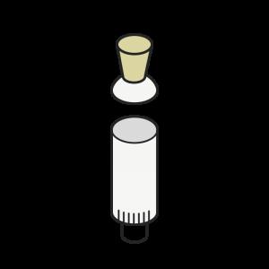 Filtre à gaz