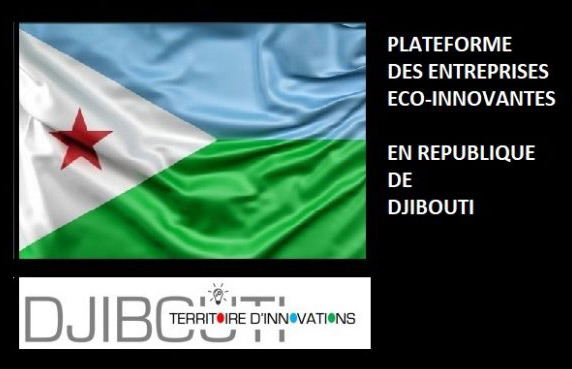 logo djibouti terre d'innovation