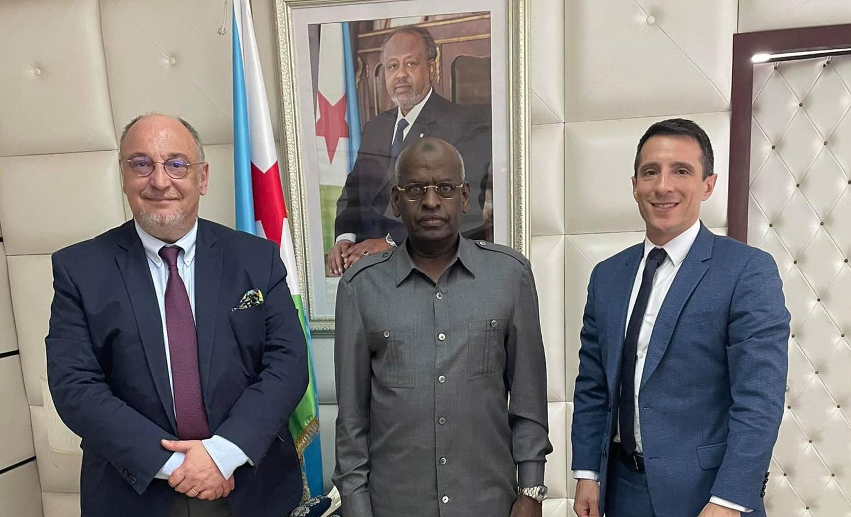 Rencontre à Djibouti avec Qista