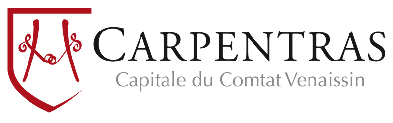 Logo of the Town of Carpentras