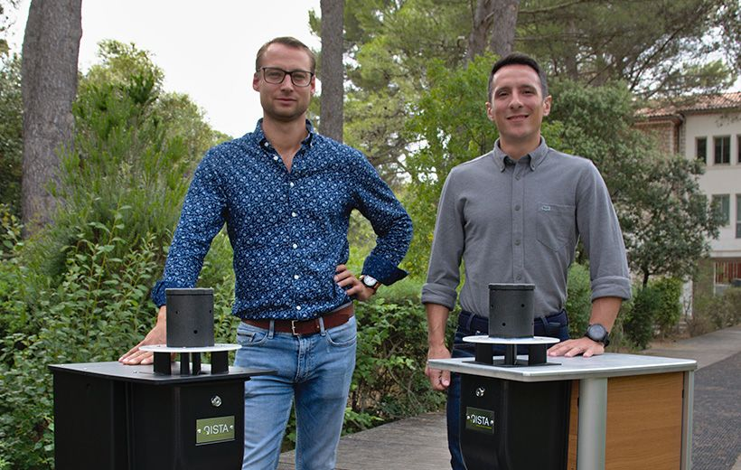 Pierre Bellagambi and Simon Lillamand: Co-founders of Qista & Techno BAM