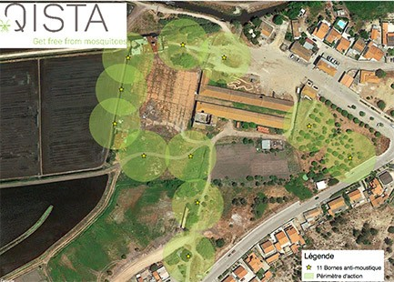 Quinta da Comporta - Installation bornes